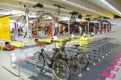 Bicycle parking                                                                                                                                                                                 More