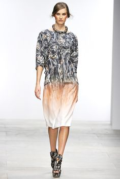 SPRING 2012 READY-TO-WEAR  Jean-Pierre Braganza