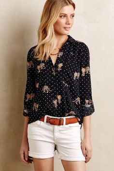Casia Henley by Maeve $78.00