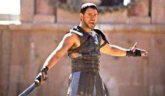 General Maximus (Russel Growe) in Gladiator