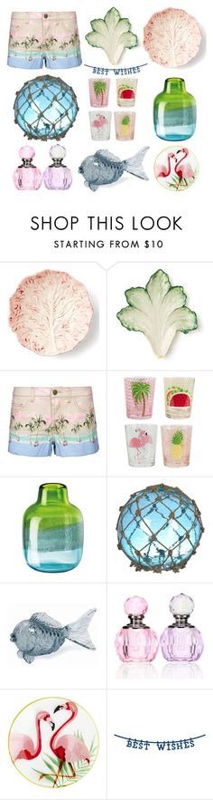 """"""" """" by didesi ❤ liked on Polyvore featuring interior, interiors, interior design, home, home decor, interior decorating, FARM, Rosenthal, IMAX Corporation and Pier 1 Imports"""