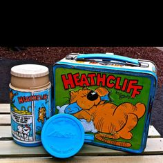 I loved this lunch box.