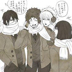 「攘夷組まとめ」/「ymmz」の漫画 [pixiv] Comedy Anime, Manga, Anime Chibi, Doujinshi, Anime Characters, Sakamoto Tatsuma, Artist, Naruto, Hero
