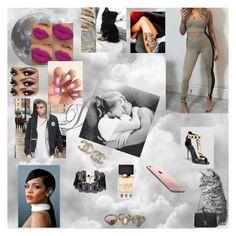 love me like you 15 by nikoleta-nicky-malik on Polyvore featuring polyvore fashion style Yves Saint Laurent ASOS AT&T Anastasia Beverly Hills Giuseppe Zanotti clothing