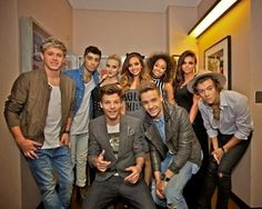 One Direction and Little Mix not touring together in 2014