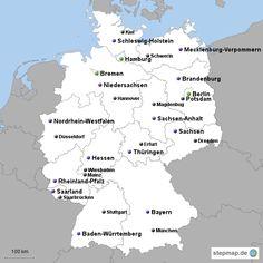 FOCUS-Online-Test: Kennen Sie die Hauptstädte aller 16 ...