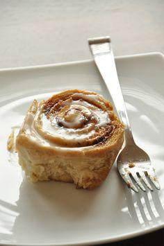 Overnight Honey Wheat Cinnamon Rolls