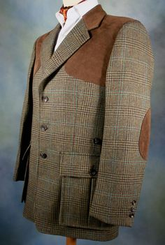 Bookster Kinghorn Shooting Jacket