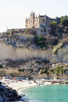 List of Pictures: Tropea, Calabria, Italy