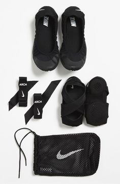 Nike studio wrap pack // Great for yoga, dance, pilates!