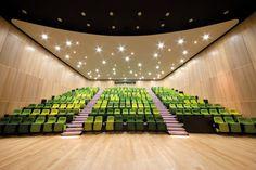 Auditorium   Royal Children's Hospital  Billard Leece Partnership and Bates Smart