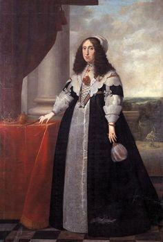 Cecylia Renata królowa Polski/ XVII w.