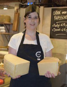 Parmigiano Reggiano en Grana Padano