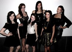 """These are six sisters in a band called Cimorelli, they are amazing and you should check them out on youtube. Their channel is """"cimorellitheband""""."""