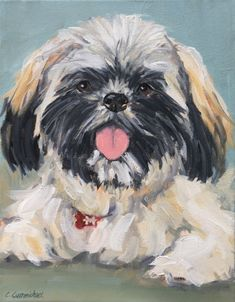 Ideas Dogs Art Drawing Paintings For 2019 Shih Tzu, Dogs Funny Husky, Dog Names Unique, Rottweiler Dog, Dog Wallpaper, Cartoon Dog, Dog Tattoos, Animal Sculptures, Dog Portraits