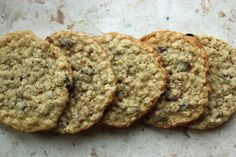 Soft on the inside, crunchy around the edges. Buttery, vanilla scented dough. Cranberries mixed in with the raisins. Inviting texture from rolled oats. Perfect. I feel like staking a flag in the top of this cookie mountain. Finally, after years, I have finalized an oatmeal raisin cookie recipe that does not leave me searching for …