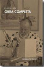 Obra completa / Ramón Gaya. Los tres tomos seleccionados y preparados por Gaya no constituyeron, pues, más que el primer paso hacia la recopilación sistemática de toda su obra. El propósito de la presente edición es completar la tarea puesta en marcha en 1990, dando a conocer la totalidad de sus escritos a excepción de su correspondencia.