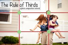Learn about the Rule of Thirds and how to apply it to your photography!