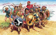 Zvezda Models Greek Infantry Kit Completed figures are approximately tall This kit includes 45 figures Scale Figures Greek History, Ancient History, Ancient Rome, Ancient Greece, Military Art, Military History, Greco Persian Wars, Greek Soldier, Rome Antique