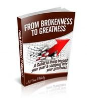 From Brokenness To Greatness Book Launch Twitter Party    Register here: frombrokennesstogreatness.eventbrite.com/#