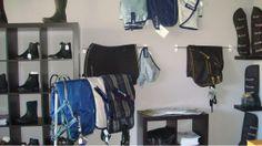 Una muestra de exposición de nuestras mantas BUCAS