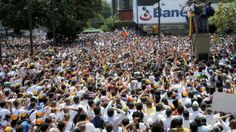 Protests in #Venezuela Spread to Other Cities