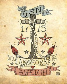 USN Tattoo Art Limited Edition Print UNFRAMED  13/50 by Nito71, $20.00