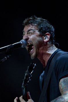 sully erna the man who really got me into hard rock and led me through many rough patches in my life