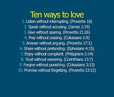 AWESOME BIBLE VERSES!