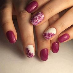 25 Spring Nail Art Inspirations | trends4everyone