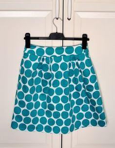 Style Cookbook: sewing | Návod na sukni
