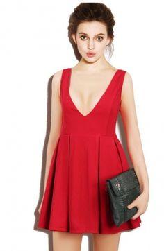Beautiful Red dress $43.98