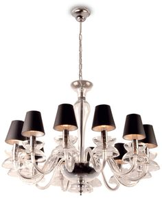 Brabin and Fitz CL04/12 Florence Chandelier – 12 Arm » Brabin and Fitz  - can be two layers