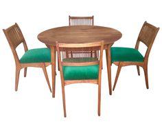 Drexel Profile Coffee Table by John Van Koert by VintageSupplyLA