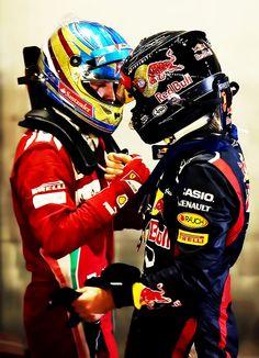 Fernando Alonso Sebastian Vettel Photos Photos: Grand Prix of Singapore Racing F1, Red Bull Racing, Drag Racing, Aston Martin, Sport Cars, Race Cars, Fernando Alonso Ferrari, F1 Wallpaper Hd, Wallpapers
