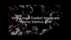Futebol americano, Time Brasileiro de Futebol Americano, jogador, Seleti...