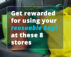 8 Retailers That Reward You for Bringing Your Own Bags!
