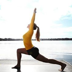 Say 'ommmmmmm' if you love yoga! Best yoga poses for your trouble spots. #fitness #yoga #workout | health.com