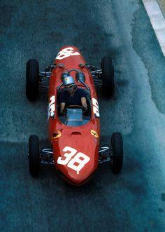 1962 GP Monaco (Lorenzo Bandini) Ferrari 156