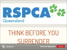 Infographic: think before you surrender