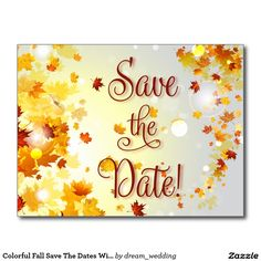 19 best fall save the dates images on pinterest save the date