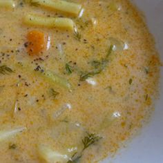 Cheeseburger Chowder, Food And Drink, Soup, Soups