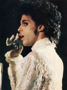 Classic Prince • 1984/85 Purple Rain Tour Concert Photo Scan Restoration by me .::Modernaire 2014! All I ask is for a simple 'thank you' in the comments and keep this description in tact in when re-pinning ;o) Thanks!