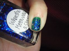 When the Moon was a Star over CND Green Scene #546