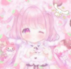 Cartoon Profile Pics, Cute Profile Pictures, Kawaii Art, Kawaii Anime, Neko, V Cute, Anime Girl Drawings, Cute Anime Wallpaper, Anime Cat
