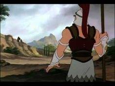 David & Goliath (Animated Christian Full Movie)
