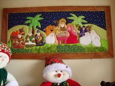 Christmas Jesus, Christmas Nativity, Felt Christmas, Christmas Humor, Vintage Christmas, Christmas Holidays, Christmas Crafts, Christmas Decorations, Felt Crafts
