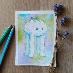 Portfolio, Illustration, Watercolor Painting, Illustrations