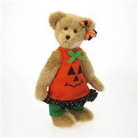 Boyds Bears Jackie Punkinbeary