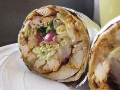 Shawarma | Chicken Shawarma Recipe | Arabic Food |